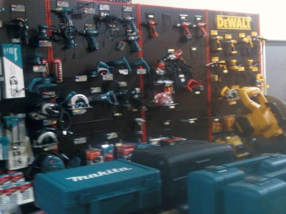 Oswald Wholesale Lumber - Tools