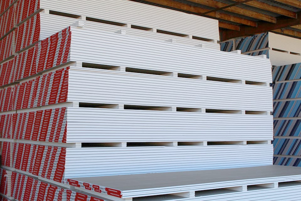 Oswald Wholesale Lumber - Sheetrock